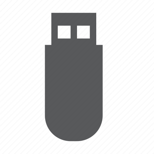 data, disk, drive, flash, usb icon