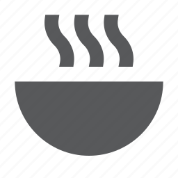 bowl, cooking, food, pasta icon