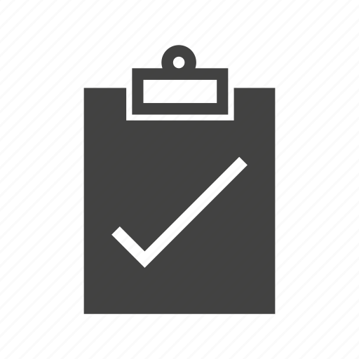 chart, checklist, details, document, list, responsibility, tasks icon