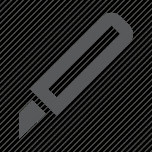 cut, cutter, knife, sizzer, trim icon