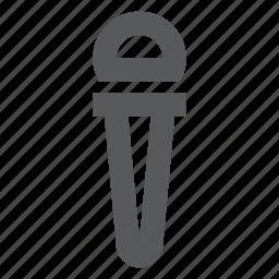 audio, mic, microphone, music, sound, studio, voice icon