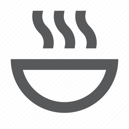bowl, cooking, food, noodle, pasta icon