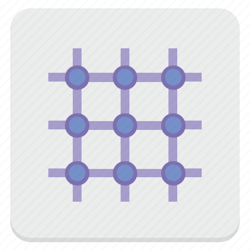 grid, image, photo, picture, transform icon