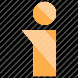 alphabet, design, i, latin, letter, material icon