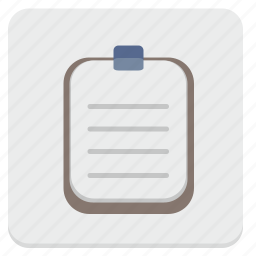 article, document, notepad, paper, text icon