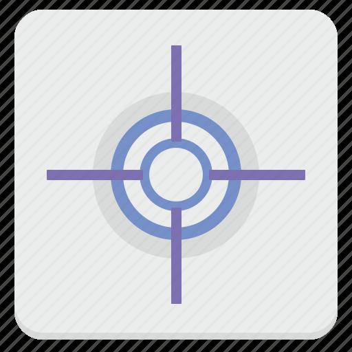 aim, conversion, hunter, target icon