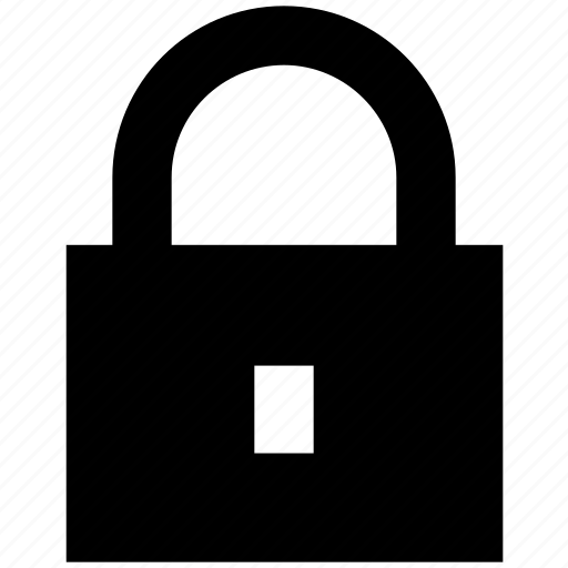 Closed, lock, locked, padlock, protected, secure, security icon - Download on Iconfinder