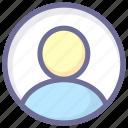 account, avatar, dashboard, profile, register icon