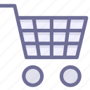cart, shopping, store icon