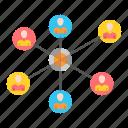 group, social, internet, wlan icon