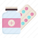 capsule, drugs, medicine, pill, tablet icon