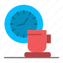 break, coffee, cup, event, time icon