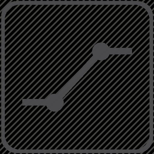 curve, design, geometry, line icon