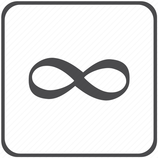 Math, mathematical, sign, infinity icon - Download on Iconfinder