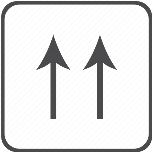 arrows, vectors icon