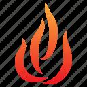 danger, fire, flame, flammable, warning