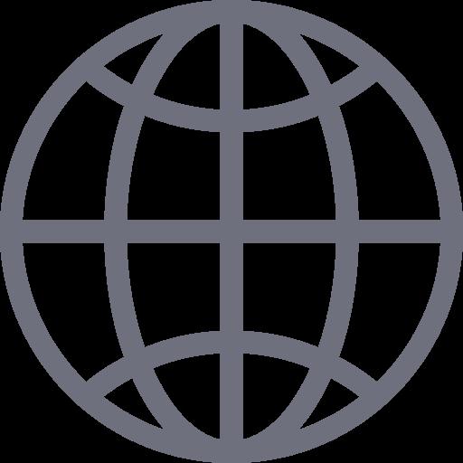 ball, internet, network, world icon