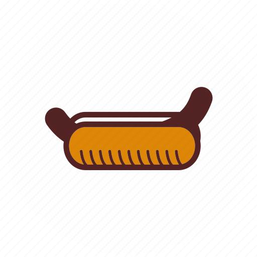 fast food, food, hot dog, meal, sausage icon