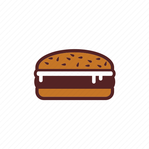 burger, cheeseburger, fast food, food, hamburger, meal icon