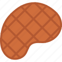 food, grilled, meat icon