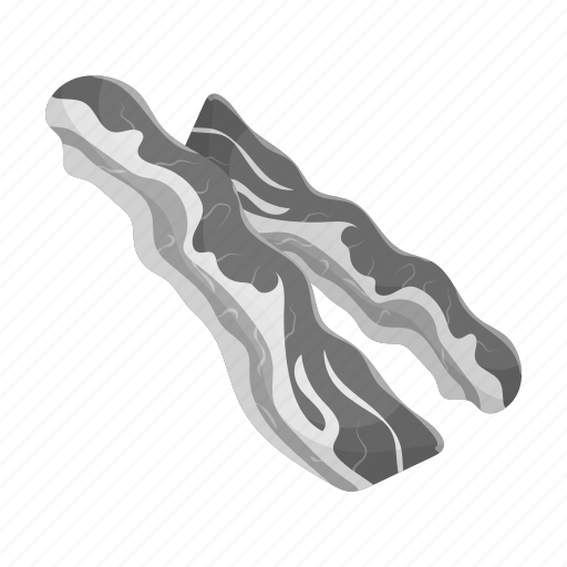 bacon, cooking, food, meal, meat, pork, product icon
