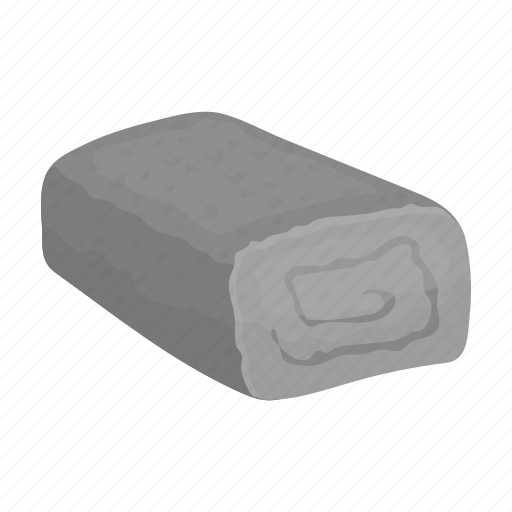 cooking, food, meal, meat, product, roll icon