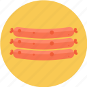 meat, pork, sausage icon