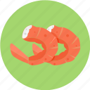 food, prawn, seafood, shrimp icon