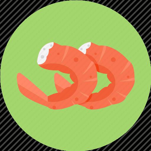 food, prawn, seafood, shrimp icon