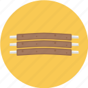meat, pork, ribs, spare, spare ribs icon
