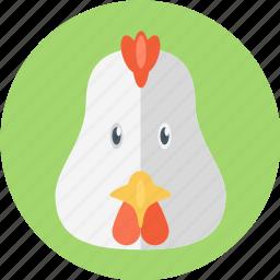 chick, chicken, hen icon