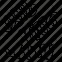 lathe, metal, shavings, spiral icon