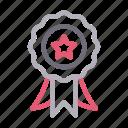 badge, champion, prize, rank, winner