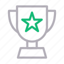 achievement, award, cup, prize, trophy