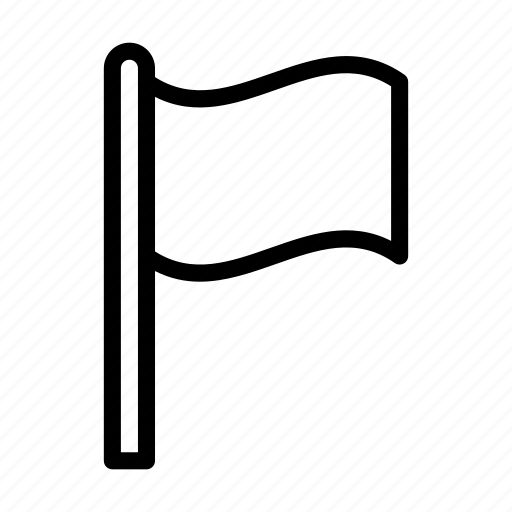 Achievement, flag, goal, success, waving icon - Download on Iconfinder