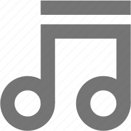 audio, music, note, player, radio, song icon