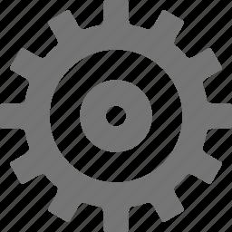 gear, option, set, setting, setup, ui icon