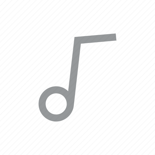 konnn, music, note, play, player, song icon