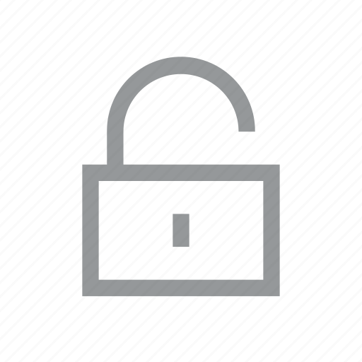 konnn, lock, music, play, player, song, unlock icon