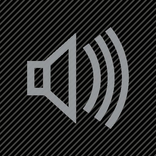konnn, music, on, play, player, song, volume icon