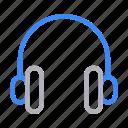audio, gadget, headphone, headset, music