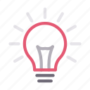 bulb, creative, idea, lamp, light