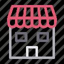 advertisement, market, shop, stall, store