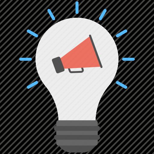 advertising idea, advertising solution, creative advertising ideas, marketing creative idea, marketing solution icon