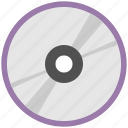 cd, compact disc, dvd, hard drive, storage icon
