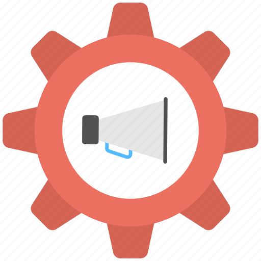 advertising system, enterprise management, marketing campaign, marketing management, marketing techniques icon