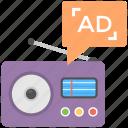 audio marketing, on air advertising, radio ad, radio advertising, radio marketing