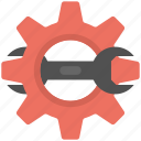 adjustment, configuration, fixing, maintenance, settings