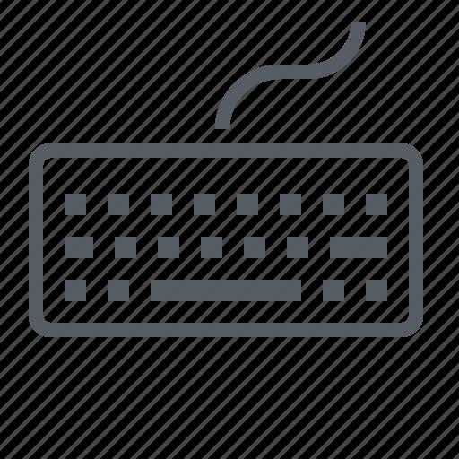computer, enter, keyboard, keys, technology icon