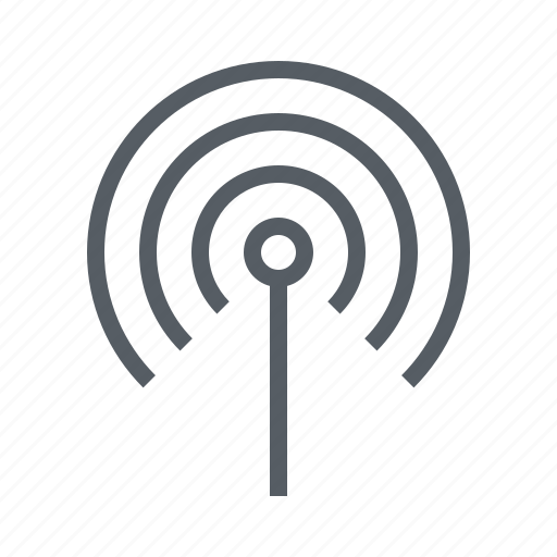 communication, connection, network, technology, wifi, wireless icon
